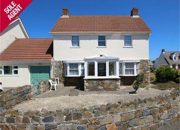 Thumbnail 4 bed detached house for sale in Clos Du Petit Etat, Albecq, Castel, Guernsey