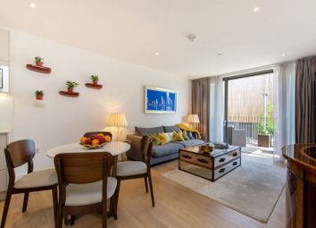 Thumbnail 1 bed flat for sale in Cobalt Place, Battersea Park