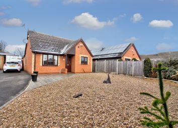 Thumbnail 2 bed bungalow for sale in Headingley Way, Edlington, Doncaster