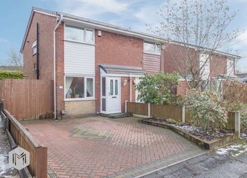 Thumbnail 2 bedroom semi-detached house for sale in Lydford Gardens, Bolton