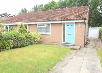 Thumbnail 2 bedroom detached bungalow for sale in Whitby Avenue, Ingol, Preston