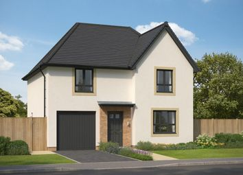 """Thumbnail 4 bed detached house for sale in """"Rothes"""" at Gilmerton Station Road, Edinburgh"""