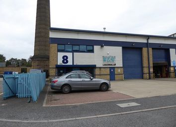 Thumbnail Light industrial to let in Unit 8 Kingside Business Park, Ruston Road, Woolwich, London