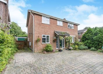 Thumbnail 4 bed detached house for sale in Lodge Road, Locks Heath, Southampton