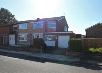 Thumbnail 3 bed semi-detached house for sale in Elton Road, Wolviston Court, Billingham