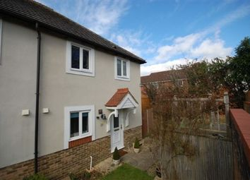Thumbnail 3 bed semi-detached house for sale in Hughes Way, Uckfield, East Sussex