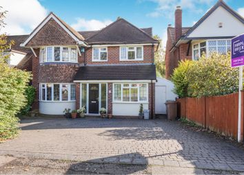 Thumbnail 5 bed detached house for sale in Lindrosa Road, Sutton Coldfield