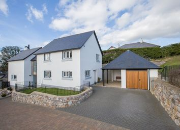 Thumbnail 4 bedroom detached house for sale in Golvers Hill Road, Kingsteignton