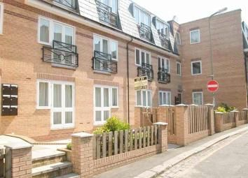 Thumbnail 1 bed flat to rent in Olivia Court, 2 Tapster Street, High Barnet
