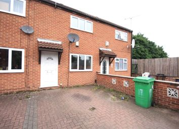 Thumbnail 2 bed terraced house for sale in Regent Street, New Basford, Nottingham