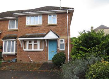 Thumbnail 3 bed end terrace house for sale in Ashdene, Southampton