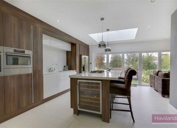 Thumbnail 5 bed semi-detached house for sale in Laurel Drive, Winchmore Hill, London