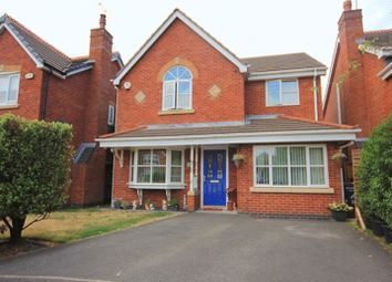 Thumbnail 4 bed detached house for sale in Smithford Walk, Tarbock Green