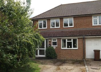 Thumbnail 4 bed semi-detached house to rent in Off Station Road, Lingfield
