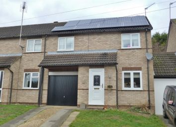 Thumbnail 3 bed terraced house for sale in Ash Close, Uppingham, Oakham