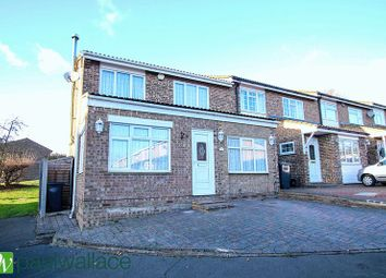 Thumbnail 3 bed end terrace house for sale in Tanfield Close, Cheshunt, Waltham Cross