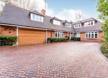 Thumbnail 5 bed detached house for sale in Brackenhill, Cobham