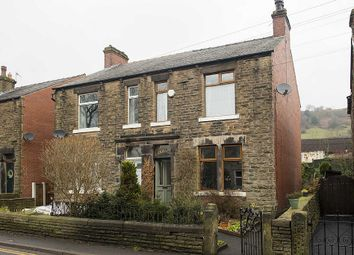 Thumbnail 3 bedroom semi-detached house for sale in Lower Lane, Chinley, High Peak, Derbyshire
