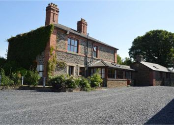 Thumbnail 5 bed detached house for sale in Bryncrug, Tywyn