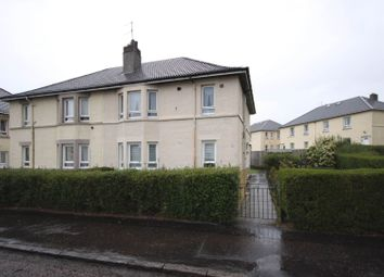 Thumbnail 2 bed flat for sale in Brucehill Road, Dumbarton