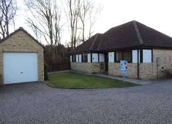 Thumbnail 3 bed detached bungalow to rent in Pinfold Close, Thurlby, Bourne, Lincolnshire