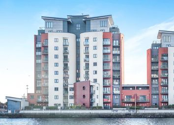Thumbnail 1 bed flat to rent in South Quay, Kings Road, Maritime Quarter