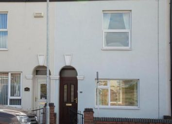 Thumbnail 3 bed terraced house to rent in Cottingham Street, Goole, East Riding Of Yorkshire