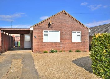 Thumbnail 2 bed detached bungalow to rent in Sandringham Drive, Heacham, King's Lynn