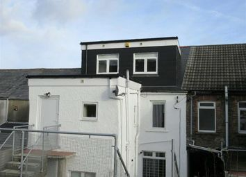 Thumbnail 1 bed flat to rent in High Street, Blackwood