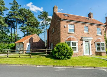 Thumbnail 4 bed detached house for sale in Gilsforth Lane, Whixley, York