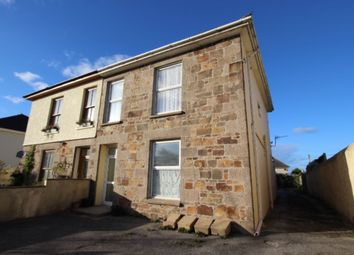 Thumbnail 1 bed flat for sale in Agar Road, Illogan Highway, Redruth