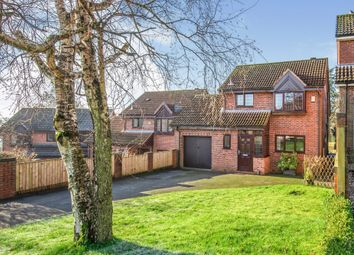 Thumbnail 3 bed detached house for sale in Manor Road, Ashbourne