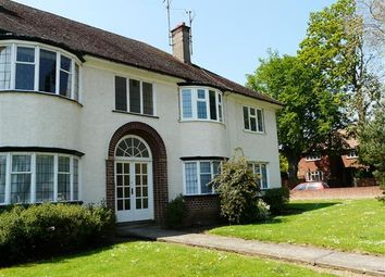 Thumbnail 3 bedroom flat to rent in Banbury Road, Summertown, Oxford