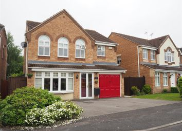 Thumbnail 4 bedroom detached house for sale in Bayford Drive, Newark