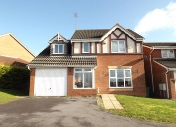 Thumbnail 4 bed property to rent in Murby Way, Leicester
