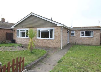 Thumbnail 3 bed bungalow to rent in Somerville Close, Eastbourne