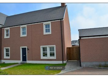 Thumbnail 4 bed semi-detached house to rent in Wellington Gardens, Aberdeen