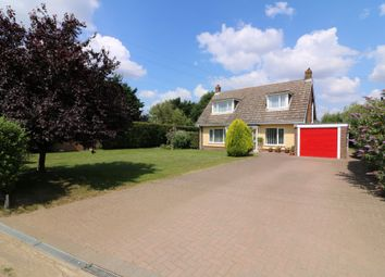 3 bed detached house for sale in Lion Road, Palgrave, Diss IP22
