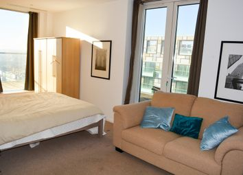 Thumbnail 2 bed flat to rent in Ability Place, Millharbour, Canary Wharf