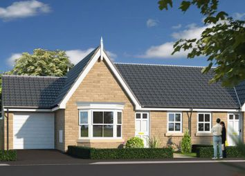 Thumbnail 2 bed semi-detached house for sale in Scholar's Park, Bourne Avenue, Darlington, County Durham