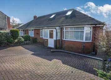 Thumbnail 3 bed bungalow for sale in Well Street, Mow Cop, Stoke-On-Trent, Cheshire