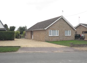 Thumbnail 3 bedroom bungalow to rent in Church Road, West Row, Bury St. Edmunds