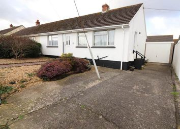 Thumbnail 2 bed semi-detached bungalow for sale in Taw View, Fremington, Barnstaple