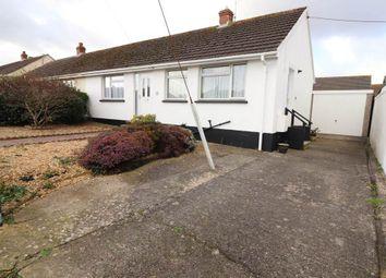 Thumbnail 2 bed semi-detached bungalow for sale in Taw View, Fremington, Barnstaple