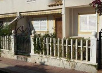 Thumbnail 3 bed terraced house for sale in Alicante, Alicante, Spain