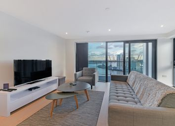 Thumbnail 3 bed flat to rent in Horizons Tower, Canary Wharf, London