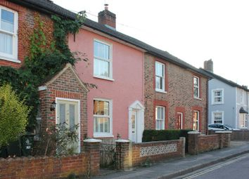 Thumbnail 2 bed terraced house for sale in West Street, Crawley, West Sussex.