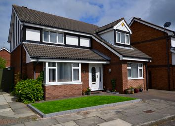 4 bed detached house for sale in Maunders Court, Liverpool L23