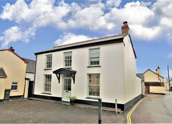 Thumbnail 3 bed detached house for sale in The Square, Hartland, Bideford, Devon