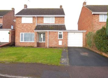 Thumbnail 4 bed detached house for sale in 31 Honeythorne Close, Hempsted, Gloucester